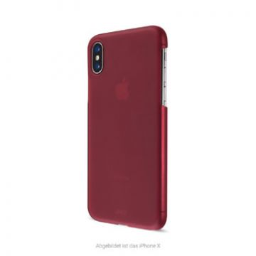 Rubber Clip iPhone XR Berry
