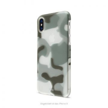 Rubber Clip Camouflage iPhone XR