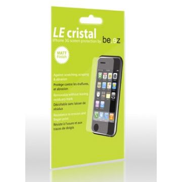 LE cristal iPhone 3G Anti-Reflet