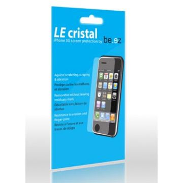 LE cristal iPhone 3G Transparent