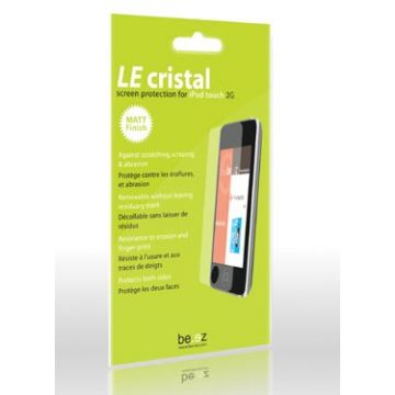LE cristal iPod Touch 2G Anti-reflet