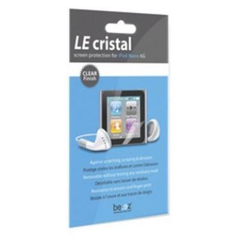 LE cristal iPod Nano 6G Transparent