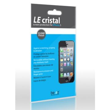 LE cristal iPhone 5/5S/SE Transparent
