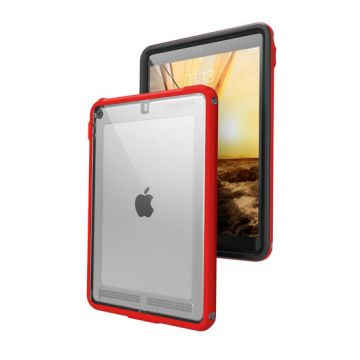 Coque Waterproof iPad Air 10.5 Rouge