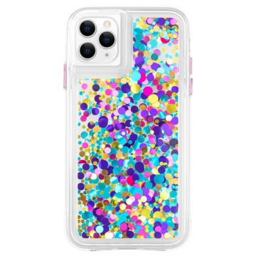 Coque IP11 Pro Waterfall Confetti