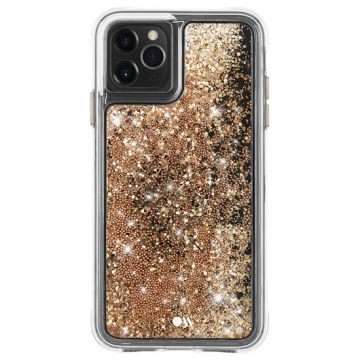 Coque IP 11 Pro Waterfall Gold