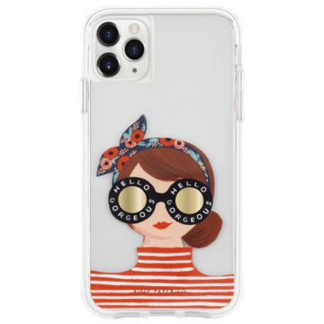 Coque IP11 Pro Rifle Paper Gorgeous Girl