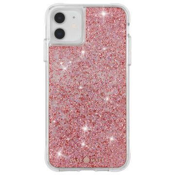 Twinkle iPhone 11 Rose doré