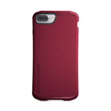Coque Aura iPhone 7Plus/8Plus Bordeaux