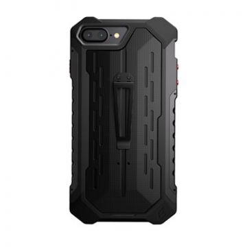 Coque Black Ops iPhone 7Plus/8Plus Noir