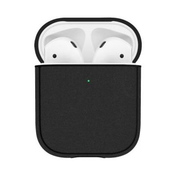 Metallic Case AirPods Noir
