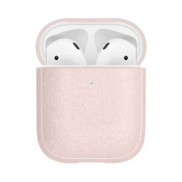 Metallic Case AirPods Rose