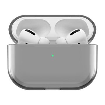 Transparent Case AirPods Pro Noir