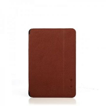 iPad Mini Folio Cognac