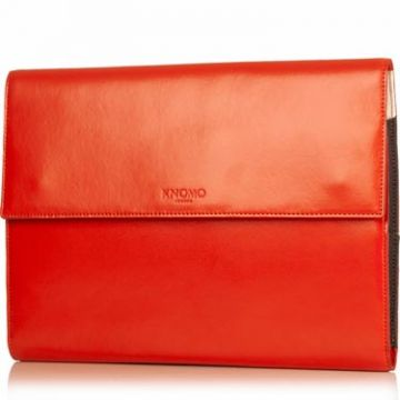 Knomad iPad Air Leather Rouge