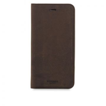 Premium Folio iPhone 7Plus/8Plus Marron