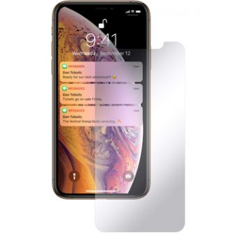 Verre de protection pour iPhone XS Max