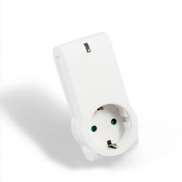 Z-Wave Smart Plug Type Schuko