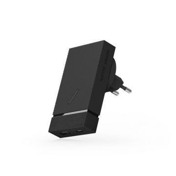 Smart Charger PD 18W Gris