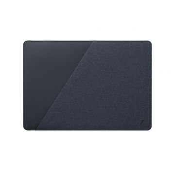 "Housse Stow Slim MacBook 15/16"" Bleu"
