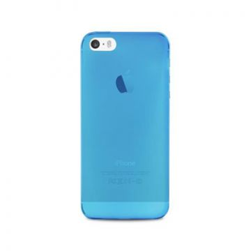 Coque Ultra Slim 0,3 iPhone 5/5S/SE Bleu