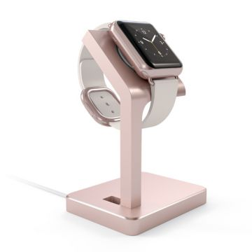 Dock de charge pour Apple Watch Rose Gold