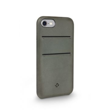 Relaxed Leather iPhone 7/8 Vert