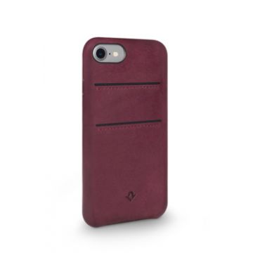 Relaxed Leather iPhone 7/8 Marsala