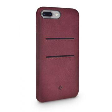 Relaxed Leather iPhone 7Plus/8Plus Marsala