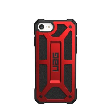 Monarch iPhone SE2/8/7 Rouge