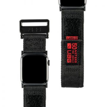 Bracelet Apple Watch 42/44 Active Noir