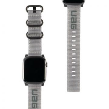 Bracelet Apple Watch 42/44 Nato Gris