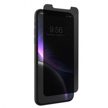 InvisibleShield Glass + Privacy iPhone XR
