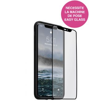 Easy glass Case Friendly iP 11 Pro Max & XS Max Noir