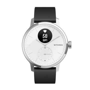Montre connectée Scanwatch 42mm Blanche